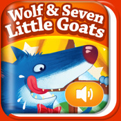 The Wolf and the Seven Little Goats – iReading HD