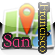 SanFransico Map With Subway