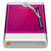CleanMyDrive – clean and eject external drives