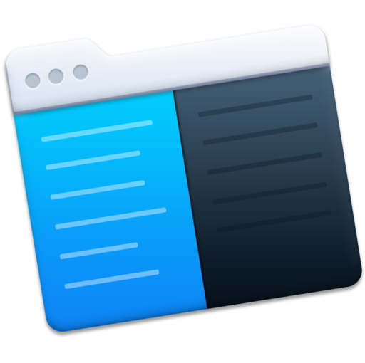 Commander One – free dual-pane file manager